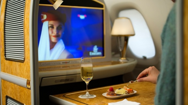 EMIRATES A380 FIRST CLASS SUITE