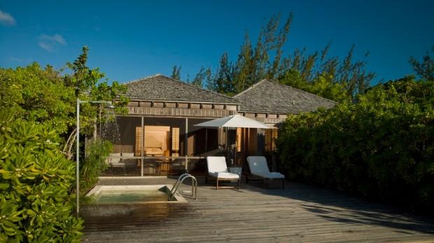 ONE BEDROOM BEACH HOUSE - EXTERIOR
