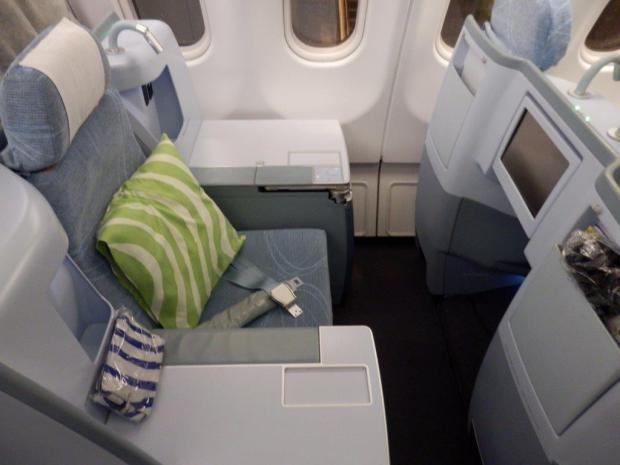 BUSINESS CLASS SEAT A6