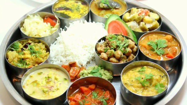 SEEK OUT SOME INDIAN FOOD
