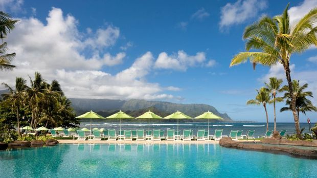 ST REGIS PRINCEVILLE, HAWAII, USA