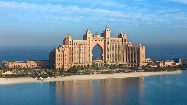 ATLANTIS THE PALM DUBAI, UAE