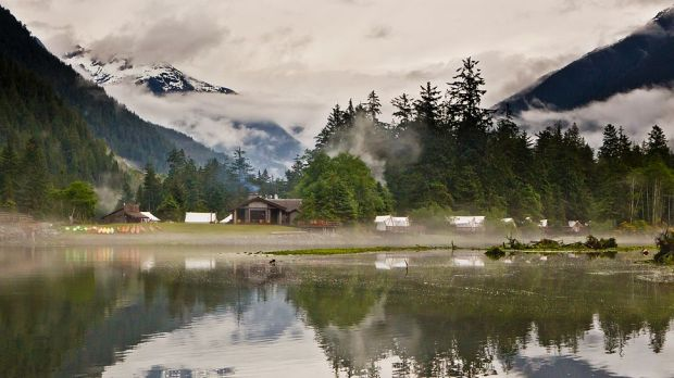 CLAYOQUOT WILDERNESS RESORT, BRITISH COLUMBIA, CANADA