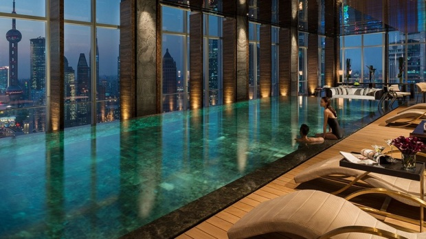 FOUR SEASONS HOTEL SHANGHAI AT PUDONG, CHINA