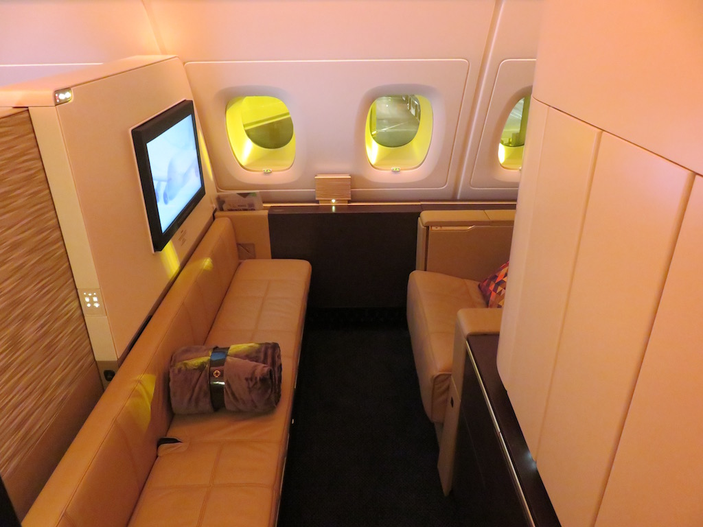 Pic etihad airways a380 first class apartment 4k may 2015 - Last Edited By Theluxurytravelexpert Feb 12 16 At 8 55 Am