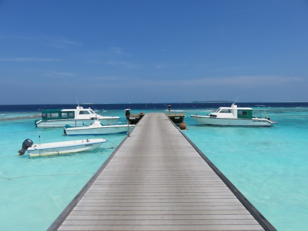 ARRIVAL JETTY