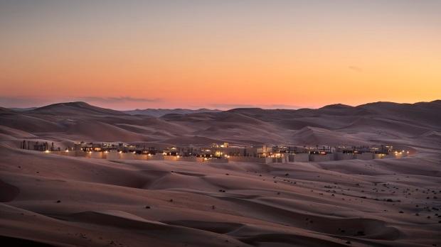 QASR AL SARAB DESERT RESORT BY ANANTARA, UAE