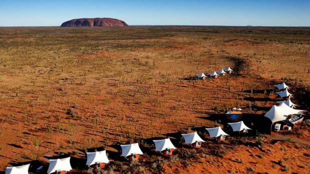 LONGITUDE 131°, AUSTRALIA - OVERPRICED