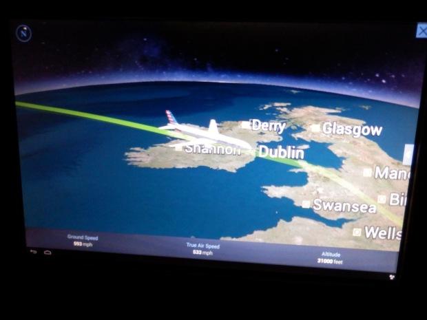 FLIGHTPATH: FLYING OVER IRELAND