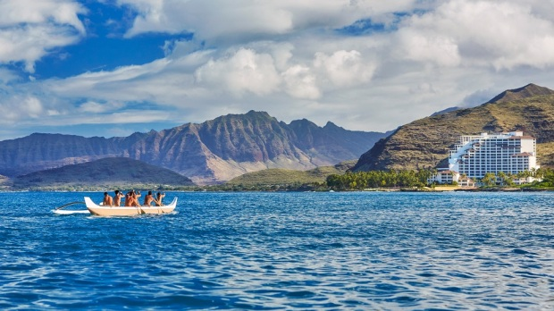 WIN A TRIP TO THE FOUR SEASONS RESORT O'AHU AT KO OLINA (HAWAII)