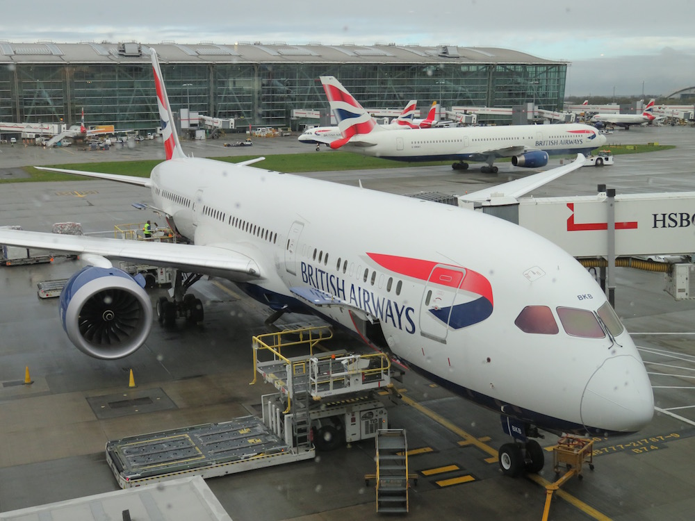 British Airways B787-9 First Class London to Muscat – the Luxury ...
