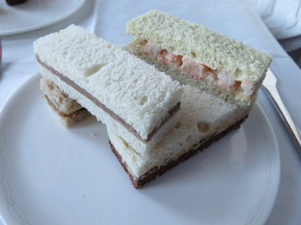 AFTERNOON TEA: SANDWICHES