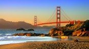 1. GOLDEN GATE BRIDGE, SAN FRANCISCO, USA