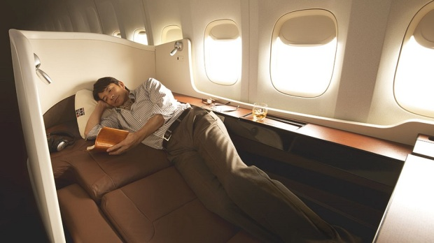 Top 10 Airlines With The World S Best Longhaul First