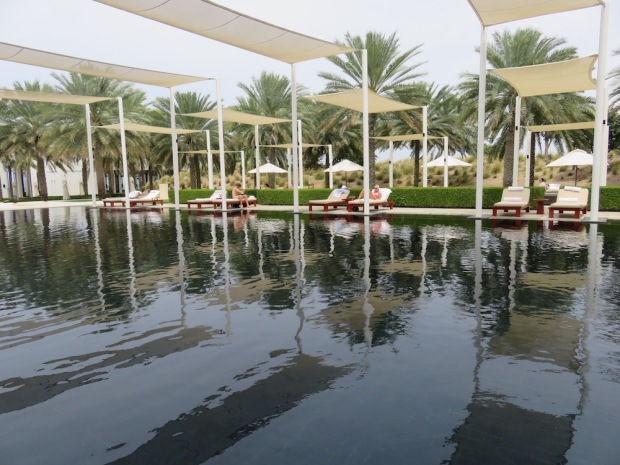 THE SERAI POOL