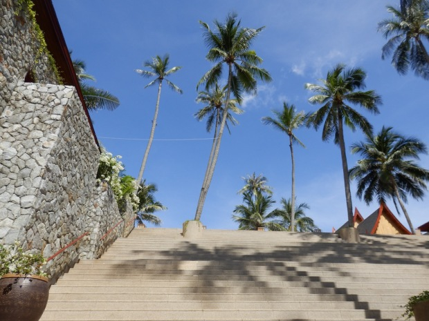 STAIRS TO BEACH
