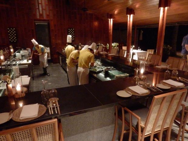 JAPANESE RESTAURANT: DINNER