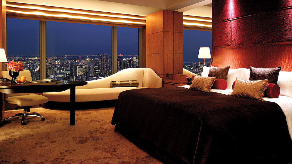 Top 10 best luxury hotels in tokyo the luxury travel expert for Top design hotels tokyo