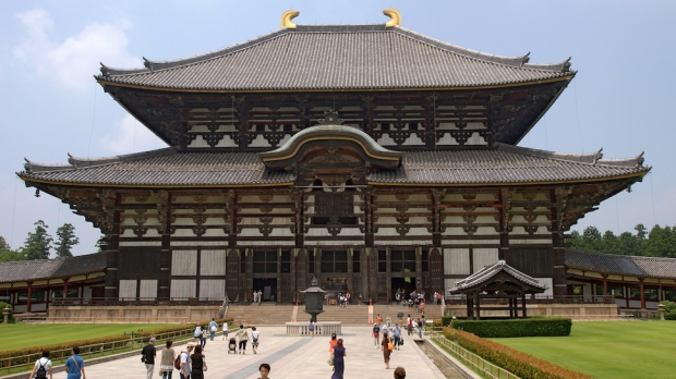 6. TOUR NARA, JAPAN'S ANCIENT CAPITAL