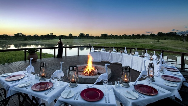 ARATHUSA SAFARI LODGE, SOUTH AFRICA