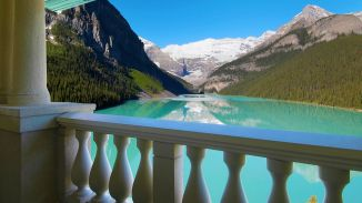 6. FAIRMONT CHATEAU LAKE LOUISE
