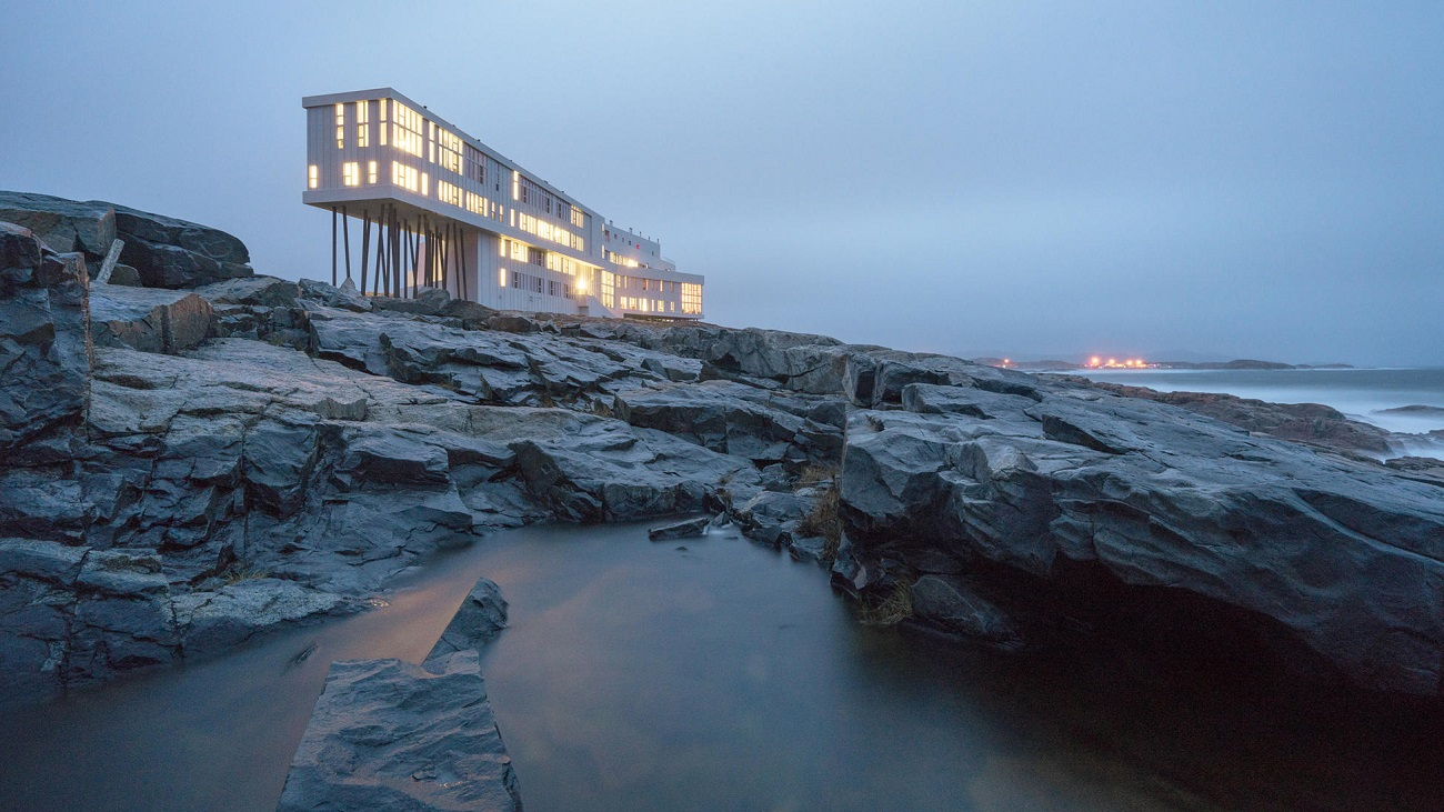 Top 10 most remote luxury hotels in the world the for Luxury hotels of the world