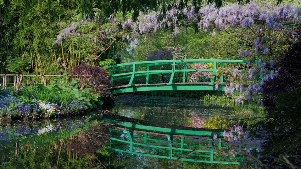 GIVERNY, NORMANDY