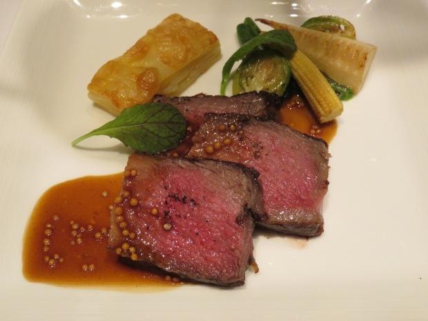 THE RESTAURANT: DINNER