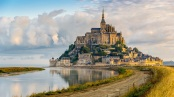 3. MONT SAINT MICHEL, NORMANDY