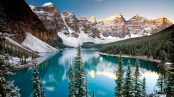 1. MORAINE LAKE LODGE