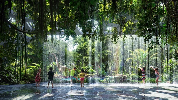RAINFOREST AT THE ROSEMONT HOTEL & RESIDENCES DUBAI