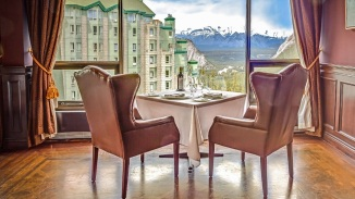 9. RIMROCK RESORT BANFF