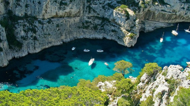 THE CALANQUES, PROVENCE