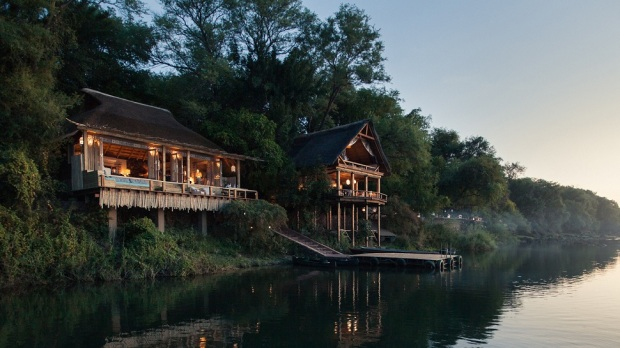 TONGABEZI SAFARI LODGE, ZAMBIA