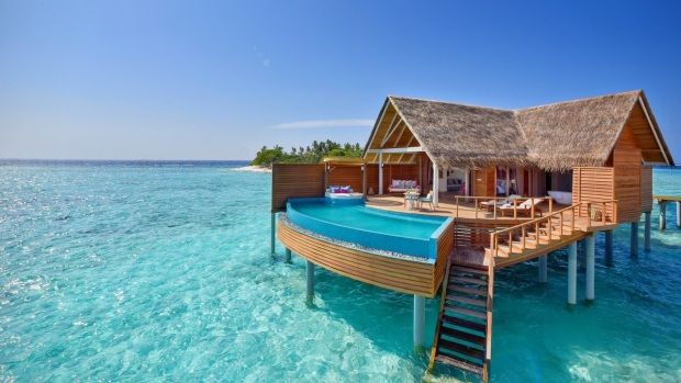 WIN A DREAM HOLIDAY AT MILAIDHOO ISLAND IN THE MALDIVES