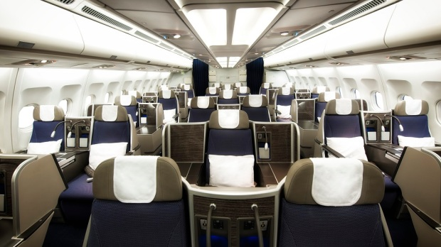 BRUSSELS AIRLINES AIRBUS A330 BUSINESS CLASS
