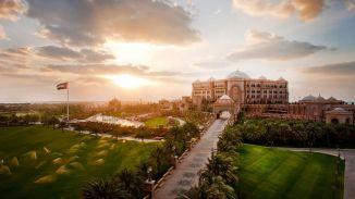 EMIRATES PALACE ABU DHABI, A KEMPINSKI HOTEL