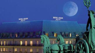 HOTEL ADLON KEMPINSKI, BERLIN, GERMANY