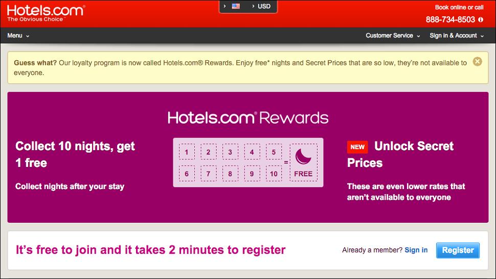 Best Luxury Hotel Rewards Program