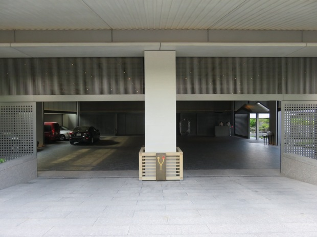 COVERED CAR PARK
