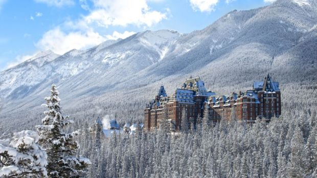 FAIRMONT BANFF HOT SPRINGS HOTEL, CANADA