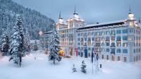 8. KEMPINSKI GRAND HOTEL DES BAINS, ST. MORITZ (SWITZERLAND)