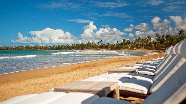 ST REGIS BAHIA BEACH RESORT, PUERTO RICO