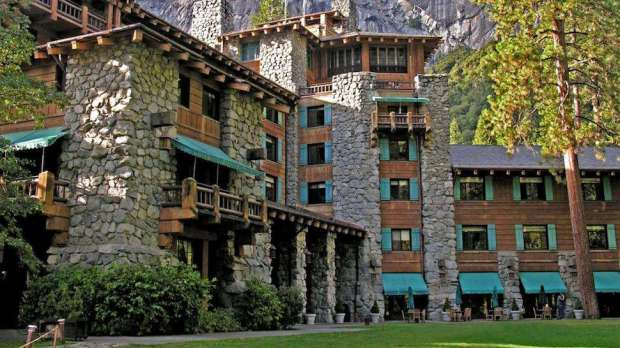 THE MAJESTIC YOSEMITE HOTEL, CALIFORNIA, USA