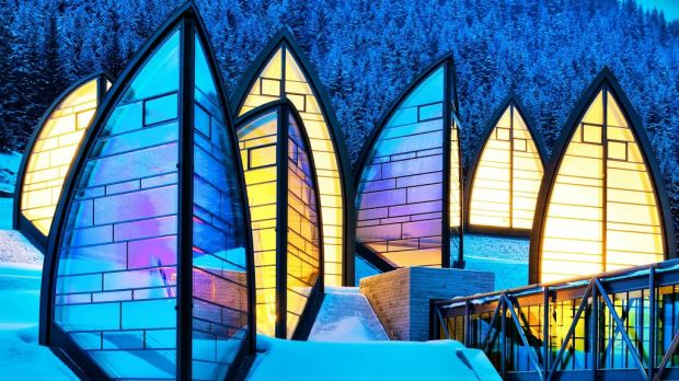 TSCHUGGEN GRAND HOTEL, AROSA (SWITZERLAND)
