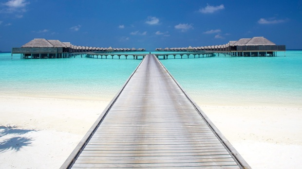 WIN A LUXURY HOLIDAY AT THE MALDIVES