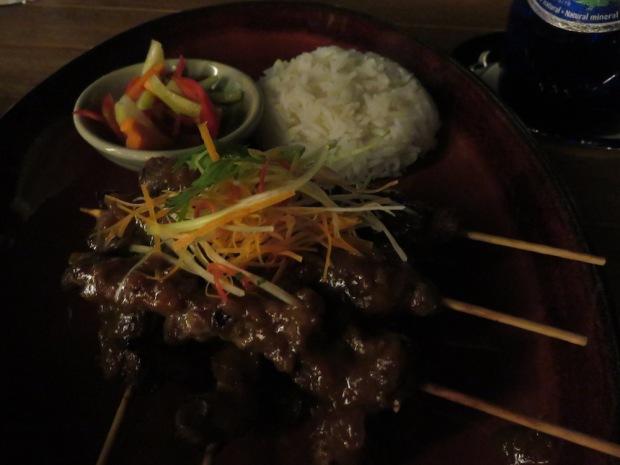 ASIA RESTAURANT - DINNER