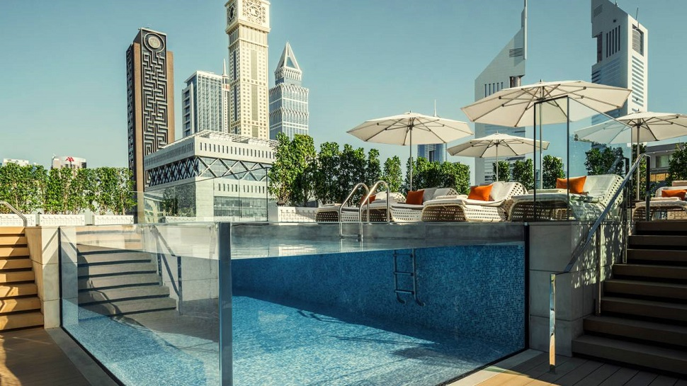 The best new luxury hotels of 2016 the luxury travel expert for Top hotels in dubai 2016