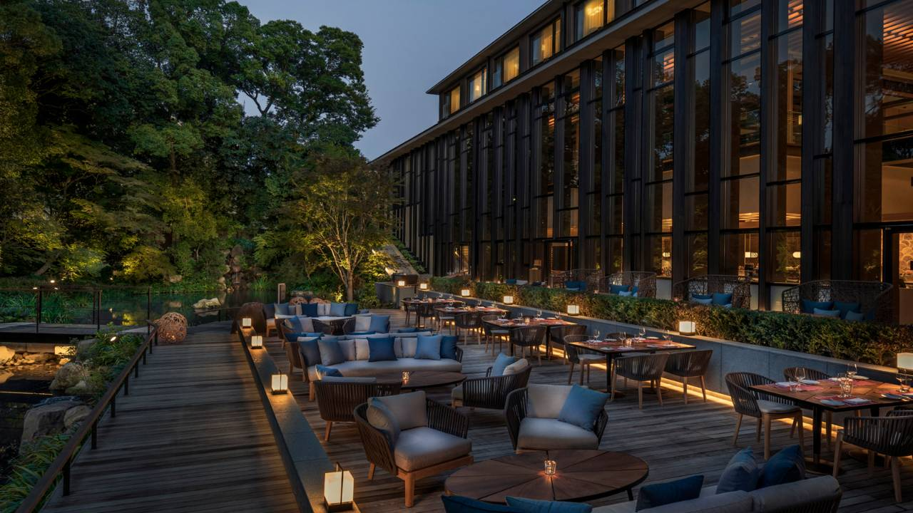 The best new luxury hotels of 2016 the luxury travel expert for Fourseason hotel