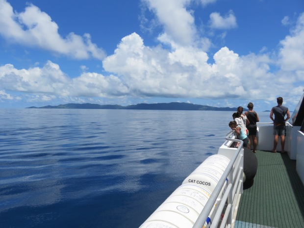 BOAT TRANSFER FROM MAHE TO PRASLIN